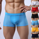 Strong Sexy Men's Casual Cotton Underwear Shorts Pants GYM Sports Boardshorts