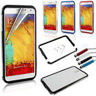 Designer Aluminum Metal Frame Bumper Case Cover for Samsung Galaxy Note 3 N9000