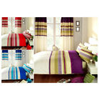TRIBAL PATCHWORK DUVET COVER + FITTED SHEET SET - Luxury Aztec Bedding Bed Set