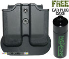 P3 Polymer Roto Double Mag Pouch for Jericho/Baby Eagle 9mm/.40