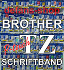 Brother P-touch tape TZ Schriftbandkassette 6/9/12/18/24/36 mm [CIV] ORIGINAL