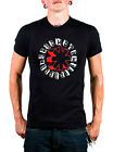 Red Hot Chili Peppers Hand Drawn Asterisk Logo 100% Cotton T-Shirt S, M, & XL