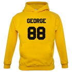 George 88 - Kids / Childrens Hoodie - Music - Max - 7 Colours - Free UK Delivery