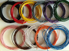 0.5mm WHITE, YELLOW, ORANGE AND OTHER COLOURS THIN WALL AUTOMOTIVE TWA WIRE TWL