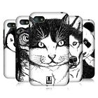HEAD CASE DESIGNS HAND DRAWN ANIMAL PROTECTIVE BACK CASE COVER FOR BLACKBERRY Q5