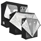 Non Toxic Hydroponics Grow Tent 100% Reflective Mylar Room 24 36 48 60 76 78 96