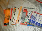 SOUTHEND UNITED AWAY PROGRAMMES FROM THE 1960s CHOOSE FROM LIST