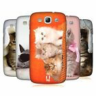 HEAD CASE DESIGNS CATS CASE COVER FOR SAMSUNG GALAXY S3 III I9300