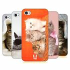HEAD CASE DESIGNS CATS CASE COVER FOR APPLE iPHONE 4 4S
