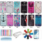 Hot Sale Colorful Lovely Hard Back Case Cover For Samsung Galaxy Note 2 II N7100