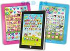 My First Year Kid Children Tablet PAD Computer Laptop Learning Toy Fun Game Xmas