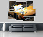 lamborghini aventador Car Self Adhesive Wall Picture Poster Not Canvas