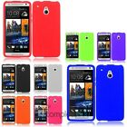For HTC One Mini Silicone Skin Phone Case Cover