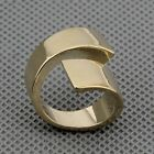 Women's Hot Fashion Jewelry Stuff Gold Tone Model Ring WA47