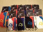 NIKE ELITE Basketball Socks LARGE 8-12 2.0 kobe KD durant custom lebron all star