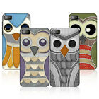 HEAD CASE DESIGNS OWL PATCHWORK DESIGN CASE COVER FOR BLACKBERRY Z10