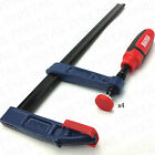 ★SETS OF 4 PRO SOFT GRIP F-CLAMP★150-300mm Strong Heavy Duty Hex Tight G/Vice