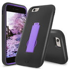 For Apple iPhone 6S 6 TPU Wrap Up Phone Case w/ Built in Screen Protector