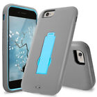 For Apple iPhone 6S 6 Plus TPU Wrap Up Phone Case w/ Built in Screen Protector
