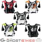 THOR QUADRANT MOTOCROSS BODY ARMOUR MX CHEST BACK ROOST GUARD CHILDS PROTECTOR