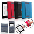 Slim Magnetic Leather Smart Case Cover for Amazon Kindle Paperwhite All versions