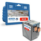 NEOPOST FRANKING MACHINE 300208 RED COMPATIBLE INK CARTRIDGE 10179-800