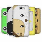 HEAD CASE DESIGNS ANIMAL PATCHES 1 CASE COVER FOR SAMSUNG GALAXY NOTE 2 II N7100