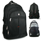 Men's outdoor travel Hiking Camping backpack school bags laptop with handle