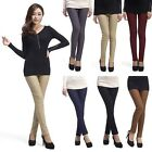 Warm Thickened Skinny Slim Stretch Jeans Pencil Pants Leggings Tights Trousers