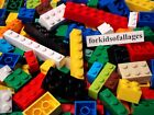 Lego 200 Bulk ALL BRICKS BLOCKS LOT Mixed Sizes Basic Building Pieces 100% Lego