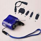 5/10/20/30 New Wind UP Dynamo Hand Crank USB Cell Phone Emergency Charger Gift