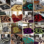 Luxury Small Ex-Large Size Modern Rugs Rug Runner Home Quality Soft Thick Floral