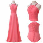 SEXY LONG PROM DRESS FORMAL EVENING SEXY SWEET PARTY PAGEANT GOWN Formal DRESSES
