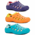 New Ladies De Fonseca Garden Hospital Hot Beach Summer Clogs Mules Sizes UK 2-7
