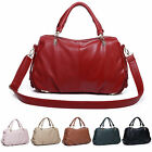 Fashion Women Ladies Designer Dumpling Soft Tote Shoulder Bag Messenger Handbag