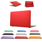 "Crystal Hard Case Protector Cover for Macbook Air 11"" 13"" 13.3"" inch +Sleeve Bag"