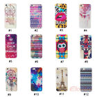 New Fashion Cute Litchi Veined Hard Back Case Cover Skin For iPhone 5 5G 5S