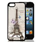 Promotion Novelty 3D Design Protector Shell Case Cover For Apple iPhone 5/5S NEW