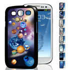 Fantasy 3D Feel Pattern Hard Shell Cases Covers For Samsung Galaxy S3 SIII i9300