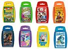 Special Top Trumps Childrens Kids Travel Holiday Playing Game