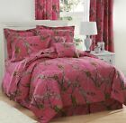 OFFICIALLY LICENSED REALTREE AP FUSCHIA SHEET SETS