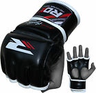 Auth RDX MMA UFC Grappling Gloves Fight Boxing Punch Bag Kick Muay Thai Pad AU