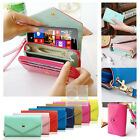 Crown Wristlet Leather Wallet Case Cover Card Slot For Nokia Lumia Icon 929 822
