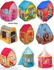 Pop it up - Easy Play Tents,  Indoor or Outdoor Boys and Girls playtents, Tent