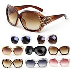 Hot Women Men Unisex Mirror Lens Fremes Shades Sunglasses 145*62mm 8 Styles