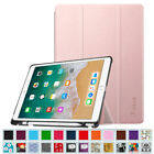 apple air book deals - Slim Magnetic PU Leather Slim Cover For Apple iPad With Hard Back Case