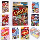 NEW MATTEL UNO CARD GAME JEU DE CARTES - HELLO KITTY /MONSTER HIGH/ BARBIE