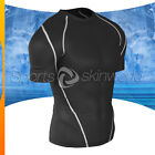 New Mens Compression Under Base Layer Armour Wear Core Shirt UGHR04BS