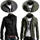 High quality XS-L Jackets Coat Outerwear Stylish JS Handsome Trendy Business PJ
