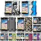 For LG Spirit 4G MS870 Rubberized Hard Design Case Cover